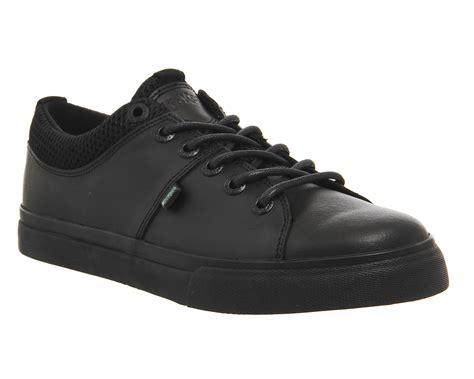 Kickers Casual Casver Hitam 1 kickers tovni lace black leather casual