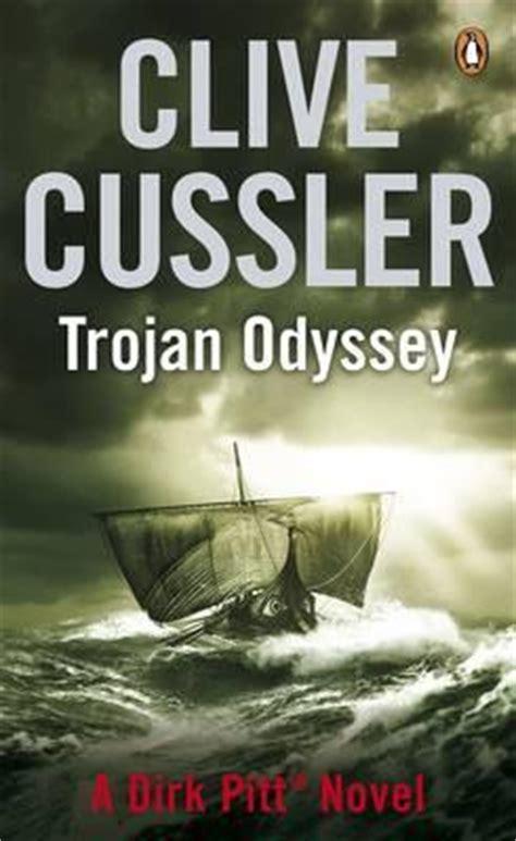 trojan odyssey dirk pitt b008847phg trojan odyssey clive cussler 9780141016948