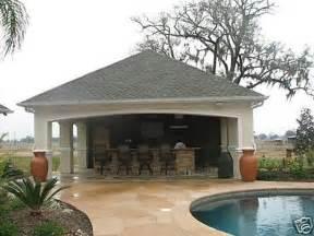 garage pool house combos