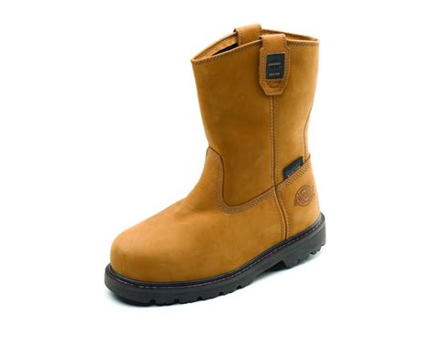 dickies texan waterproof rigger boots fd23150
