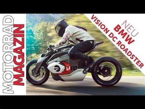 bmw 2020 elektro bmw elektro boxer vision dc roadster elektromotorrad