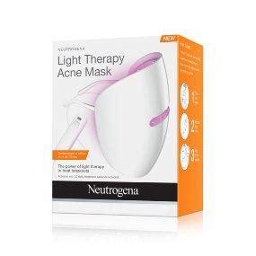 neutrogena light therapy acne mask activator amazon com neutrogena light therapy acne treatment mask