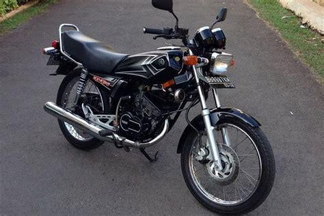 Rxking 135cc inilah sederet motor legendaris primadona di masanya