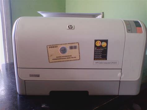 Printer Laser Seken printer hp laserjet 1215 second service center printer bekas laptop bekas