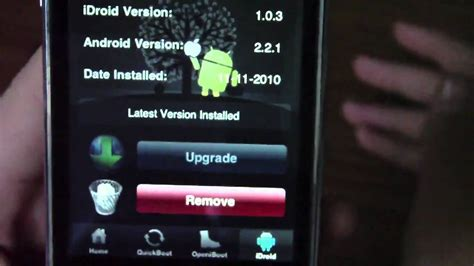 how to install android on iphone how to install android on iphone 2g and iphone 3g
