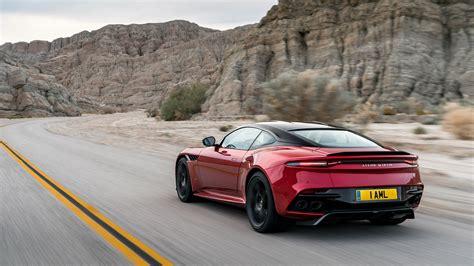 2019 Aston Dbs by 2019 Aston Martin Dbs Superleggera Wallpapers Hd Images