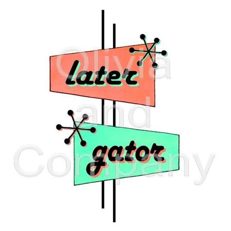 pattern up slang 50 s slang later gator journal it 2 pinterest