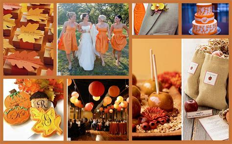 fall wedding decor   Event Pros LA Blog