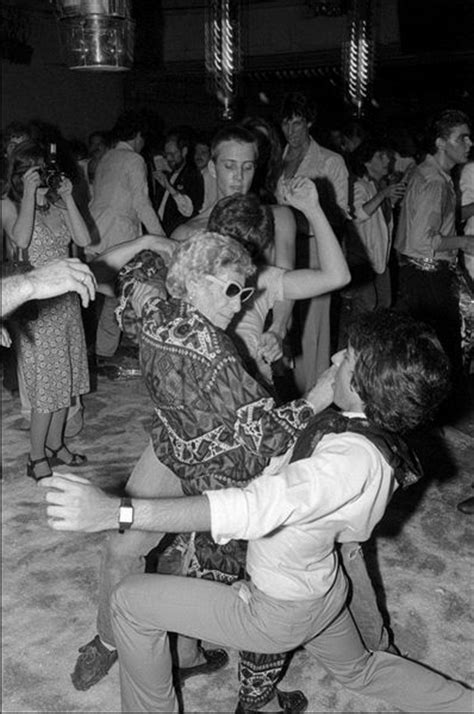 I Thought They Said The Old Lady From Studio 54 Was Dead