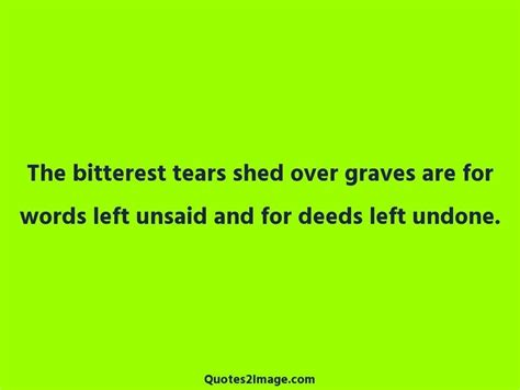 Shed Tear by The Bitterest Tears Shed Sorry Quotes 2 Image