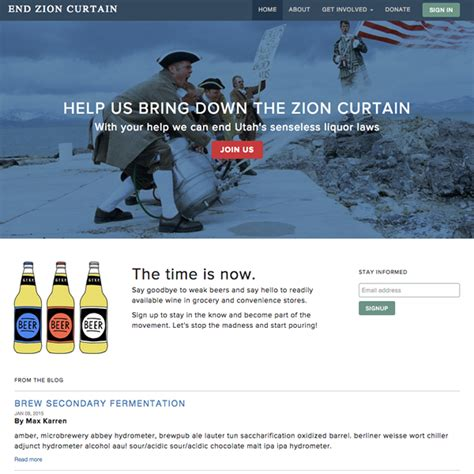 How To Create A Website Theme With Nationbuilder Nationbuilder Website Templates