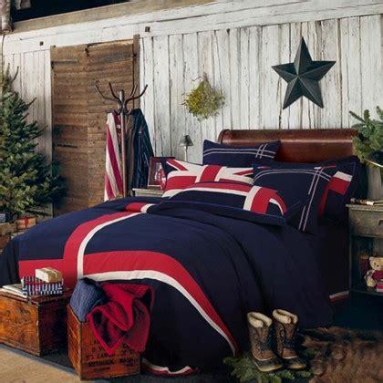 British Flag Duvet Cover Bedding