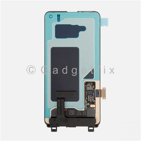samsung galaxy se amoled lcd display touch screen digitizer assembly