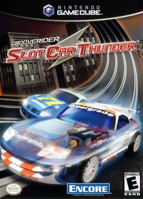 grooverider slot car thunder  gamecube  mobygames