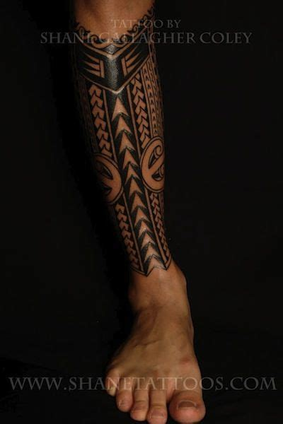 tribal leg sleeve tattoos tribal leg sleeve pin polynesian tribal leg on