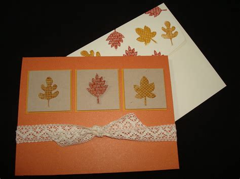 thanksgiving cards to make my make and take place thanksgiving cards