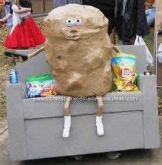 couch potato costume 1000 images about lty crafts on pinterest gadgets cool