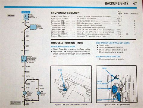 electrical issues   ford bronco tech