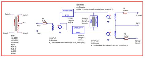saturated inductor model spice inductor saturation 28 images aaronscher joule thief simple model of transformer
