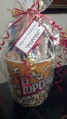 Poppin Gift Card - movie gift baskets on pinterest