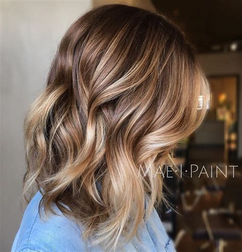 balayage light brown hair 25 beautiful balayage hairstyles