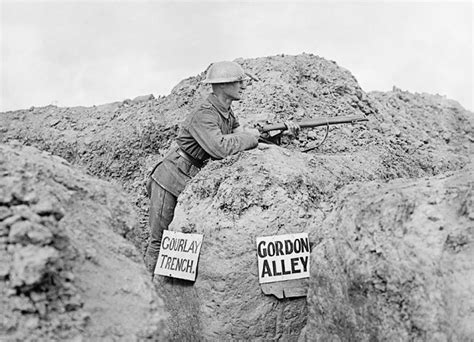 Trench Warfare Part Deux by And In Britain S Ww1 Trenches Telegraph