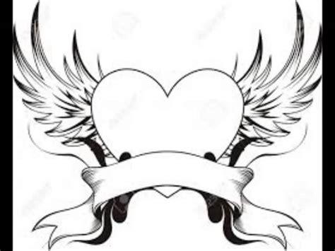 imagenes para dibujar terrorificas imagenes de corazones youtube