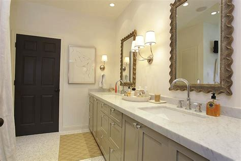 long bathroom vanity long vanity transitional bathroom mali