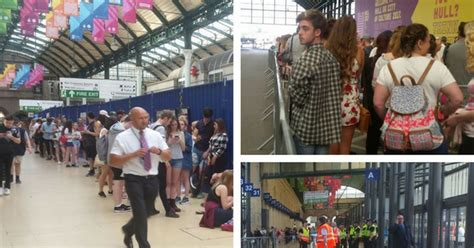 hull daily news online hull events hull daily mail hundreds queue for radio 1 big weekend as security rs