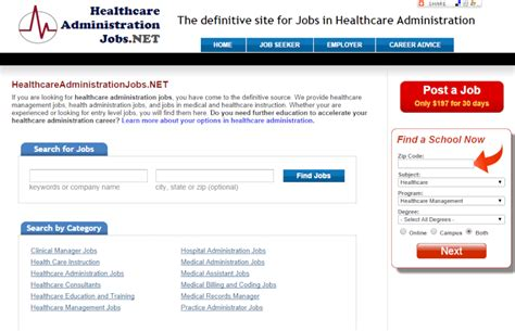 Hospital Administration Internship Mba by Healthcare Management Defenderauto Info