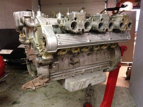 Lamborghini V12 Engine Lamborghini V12 Engine 350 Gt 400 Gt Jarama Espada