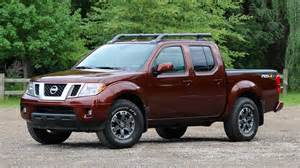 Nissan Frontier Pro 4 Review 2016 Nissan Frontier Pro 4x