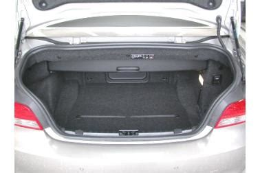 Bmw 1er Cabrio 125i Test by Adac Auto Test Bmw 125i Cabrio