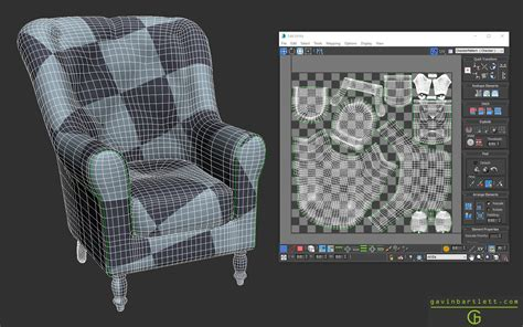 layout uv gavin bartlett leather chair