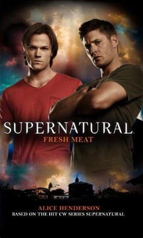 Supernatural Carved In Flesh book review supernatural fresh scififx