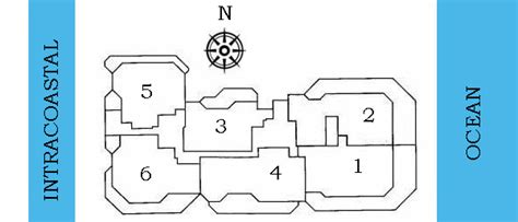 Vista Del Sol Floor Plans by Jackson Tower Floorplans