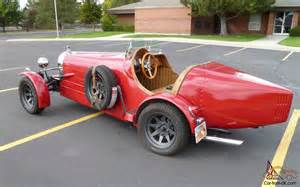 Bugatti Veyron Replica Kit 1927 Bugatti Kit Car Quot Rustic Quot
