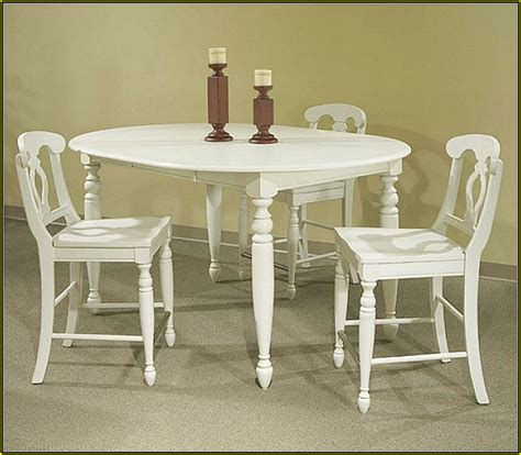 white small kitchen table quicua