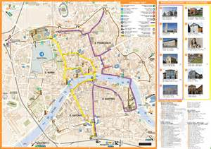 attractions map maps update 700896 pisa tourist map 10 toprated