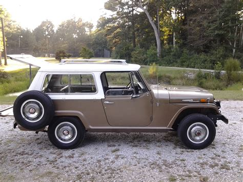 1970 Jeep Grand 1970 Jeep Wagoneer Overview Cargurus