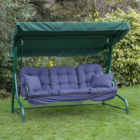 Patio Swing Cushions Replacement by Patio Swing Replacement Cushions And Canopy Home Design