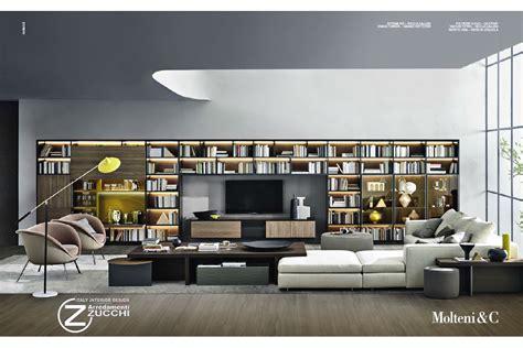 molteni mobili soggiorno new living molteni c 2015 zucchi arredamenti