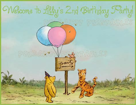 Winnie The Pooh Door Sign by Classic Winnie The Pooh Door Sign Digital By