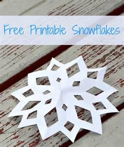 free printable snowflake templates canon pixma mg7120