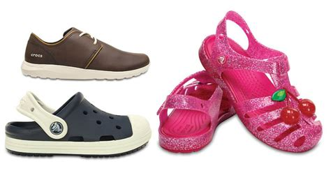 Crocs On Sale From Shoebuycom Now by Crocs Flash Sale 50 Select Styles Southern Savers