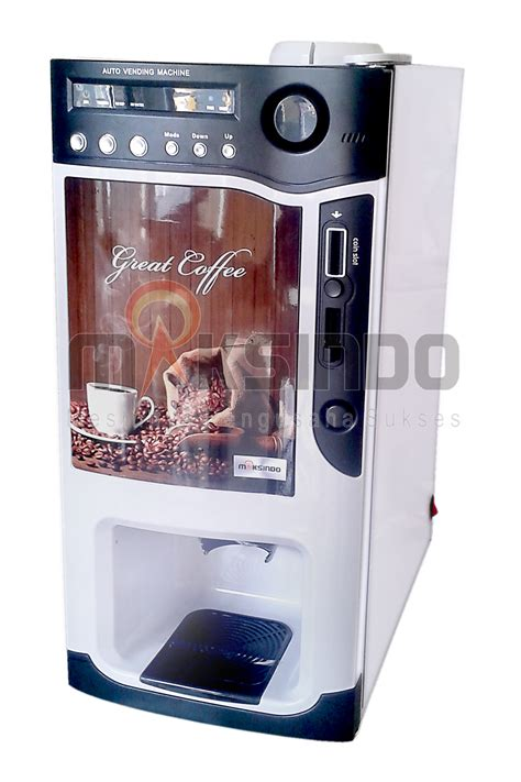 Mesin Kopi Vending mesin kopi vending auto coffee instant machine toko