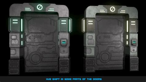 Sci Fi Door by Image Gallery Sci Fi Door
