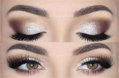 Glitter Makeup the sparkling magic of diy glitter eye makeup