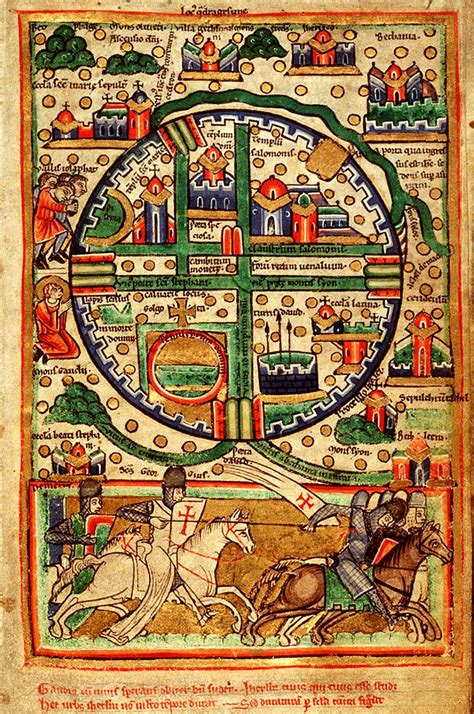 crusader maps eurohist ass10 jerusalem and ibn tufayl