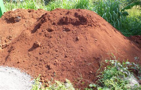 Pupuk Untuk Tanah Merah jual tanah untuk taman tanah merah tanah lembang